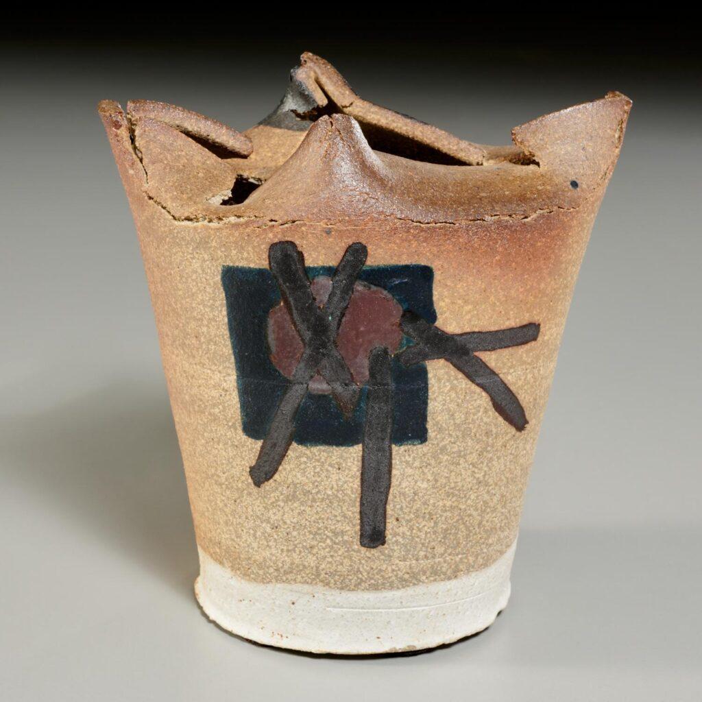Untitled (Stoneware sculpture)