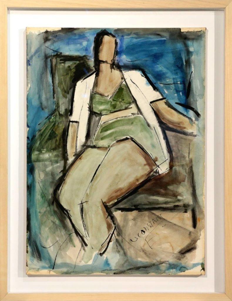 Modernist Figure