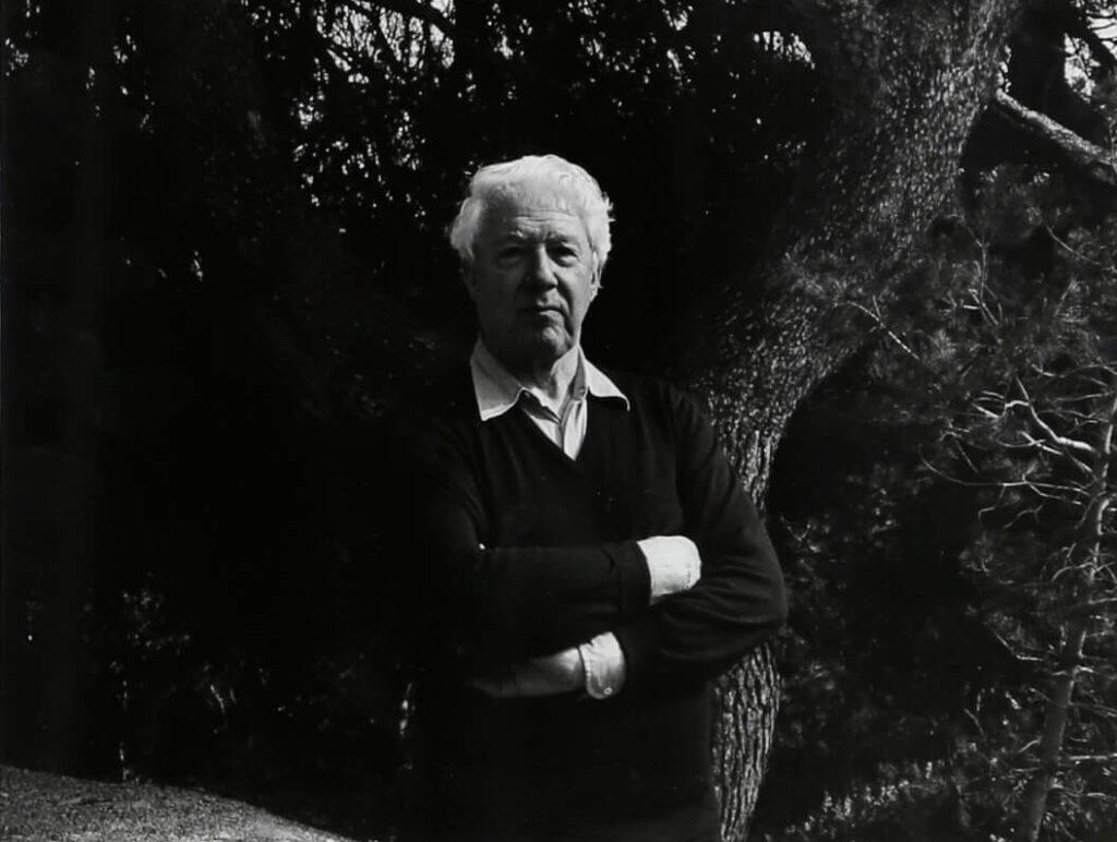 Lucien Clergue, Portrait of Mario Prassinos