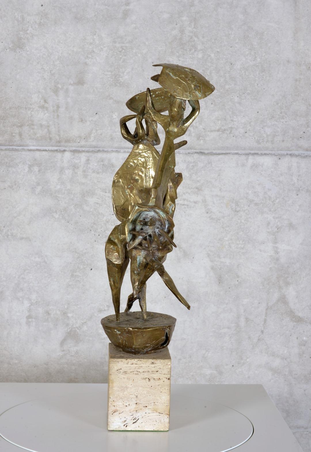 Centaur with shields