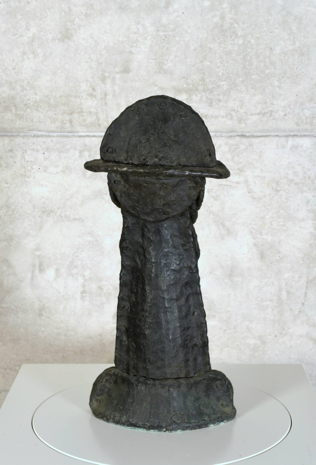 Homme au chapeau n°38