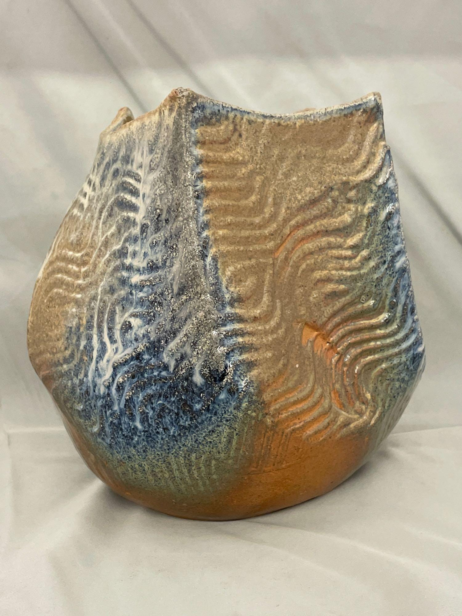 Pottery Pocket Vase