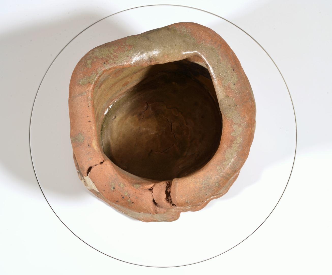 Stoneware Ice Bucket