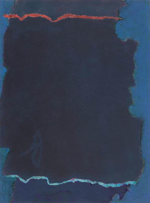 Infinity Field, Lefkada Series. For Caspar David Friedrich, #9