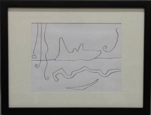 Abstract Line Drawing