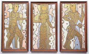 Caryatids Triptych